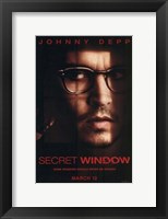 Framed Secret Window