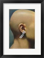 Framed Thx-1138 - ear