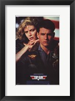 Framed Top Gun America