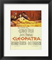 Framed Cleopatra, c.1963 - couple