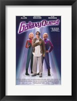 Framed Galaxy Quest