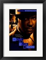 Framed Devil in a Blue Dress