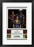 Framed Cleopatra, c.1963 - scenes