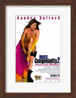 Framed Miss Congeniality 2: Armed and Fabulous
