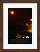 Framed Crash Bright Lights