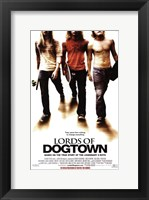 Framed Lords of Dogtown