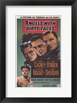 Framed Angels with Dirty Faces Gagney O'Brien Bogart Sheridan