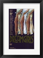 Framed Dreamgirls (Broadway Musical)