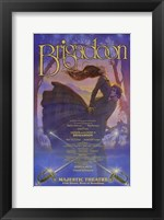 Framed Brigadoon (Broadway Musical)