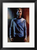 Framed Star Trek - Dr. McCoy