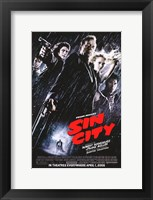 Framed Sin City