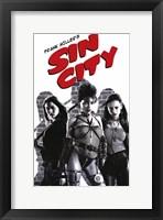 Framed Sin City Bad Girls