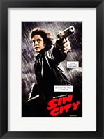 Framed Sin City Benicio del Toro as Jackie Boy