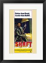 Framed Shaft Hotter than Bond, Cooler than Bullitt.