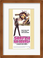 Framed Shaft's Big Score Brand New Caper