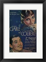 Framed It Happened One Night Connoly And Carns