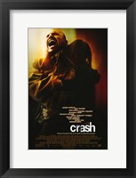 Framed Crash Holding Girl