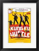 Framed Kung Fu Hustle Cast
