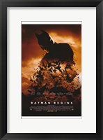 Framed Batman Begins June 17