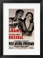 Framed His Girl Friday