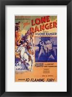 Framed Lone Ranger - Episode 10