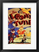 Framed New Looney Tune