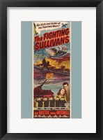 Framed Fighting Sullivans
