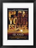 Framed Island - Plan your escape