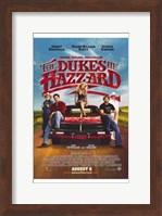 Framed Dukes of Hazzard