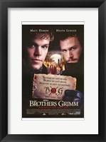 Framed Brothers Grimm