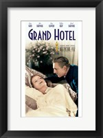 Framed Grand Hotel - Scene photo