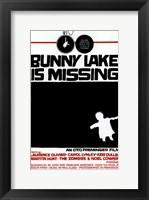 Framed Bunny Lake is Missing