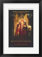 Framed Brothers Grimm - Who's the fairest