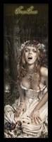 Framed Vampire Girl