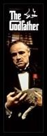 Framed Godfather - Cat