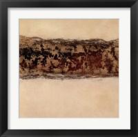 Framed Cream Truffle