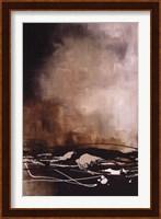 Framed Tobacco and Chocolate II