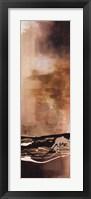 Tobacco and Chocolate III Framed Print