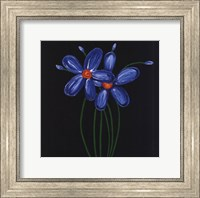 Framed Petite Bleu