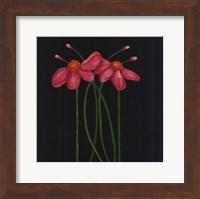 Framed Petite Rose