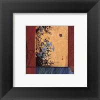 Artist's Garden Framed Print