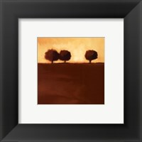 Meadowlands II Framed Print