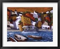 Framed Caf del Mar