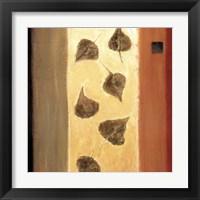 Framed Leaf Innuendo II