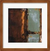 Framed Copper Age II