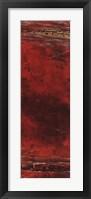 Framed Lava