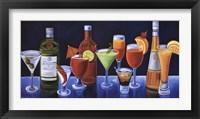 Framed Cocktail Hour