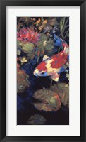 Asian Serenity II Framed Print