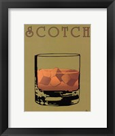 Framed Scotch