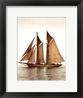 Mystic Journey I Framed Print